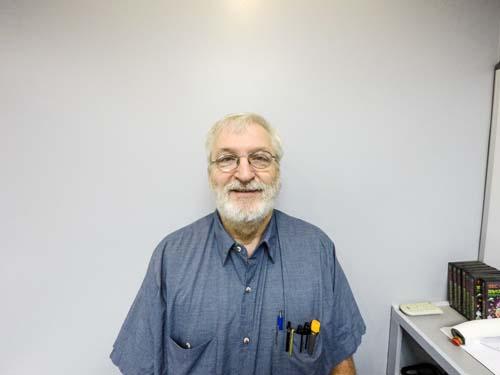 Bob Chase – Crew Leader