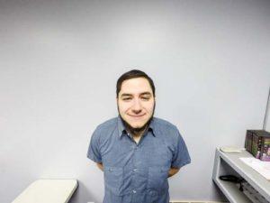 Brandon Crosby – Crew Leader